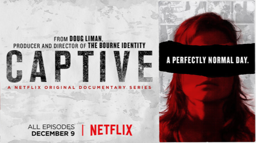AccuMark, Captive on Netflix